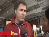 """WILL FERRELL Interview at """"MEGAMIND"""" 3D Premiere"""