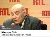 """Ambassadeur d'Algérie : """"Des émeutes ? quelles émeutes ?"""""""