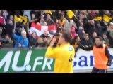 Coupe de France : les images de la victoire de Chambéry