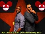 Flo Rida & Akon vs. Deadmau5 - Move For Dat Girl (Jay Amato)