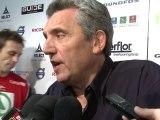 24/01/2011 - Mondial Hommes - L'après France - Norvège