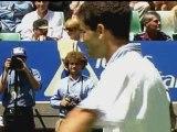 Drive with Stanislas Wawrinka at the Australian Open and KIA