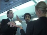 Un passager d'un vol Air France filme une expulsion 3/3