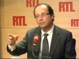 François Hollande, député socialiste de Corrèze : La rep