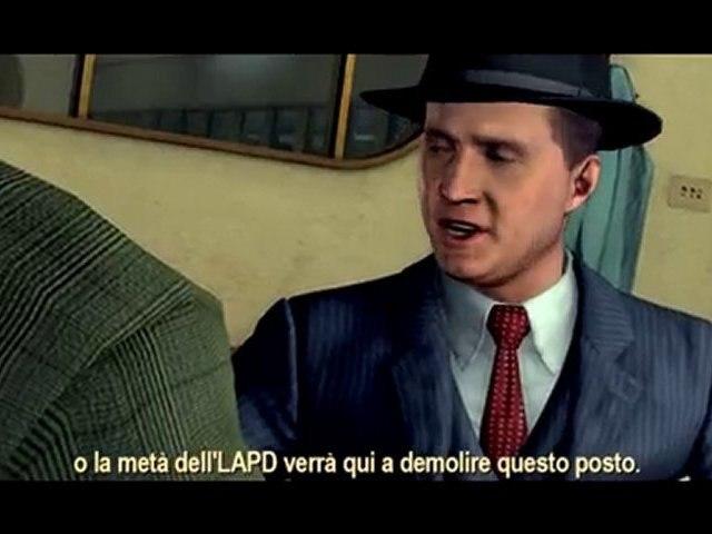 Secondo trailer L.A. Noire (modalità multiplayer)