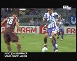 Les buts de Johan Elmander au Toulouse Football Club