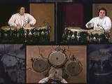 DRUMS SOLOS -CONGAS  -TIMBALES-BONGO
