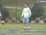 """Hutteau sur Valbuena : """"Il a eu peur"""""""