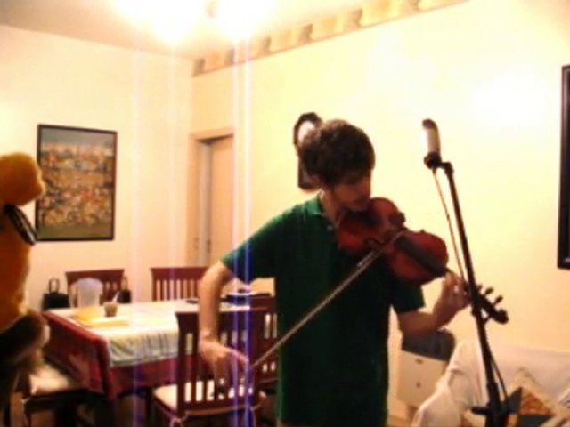 [Violin with Guitar Rig] Electric Guitar