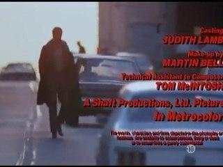shaft1971- Intro du film avec le theme