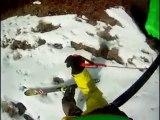 Ski-BASE Triple Backflip by Matthias Giraud