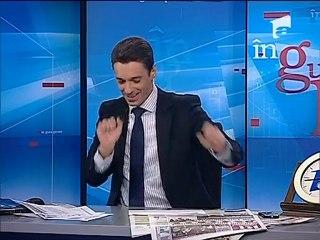 """Mircea Badea da proba la """"Castigi in 60 de secunde"""""""