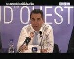 O.Sadran - Les retombées télévisuelles