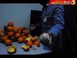 خطير جداً : تهريب الحشيش المغربي داخل البرتقال