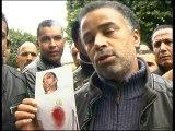 Tunisie :  Témoignage d'un père qui a perdu son fils durant le couvre feu.
