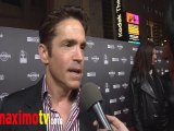 DAVE KOZ Interview at HARD ROCK CAFE Hollywood Opening