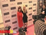 """Morgan Brittany & Katie Gill at """"1 A Minute"""" Premiere Arriva"""