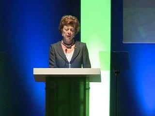 Neelie Kroes: making 500 mil European citizens go digital