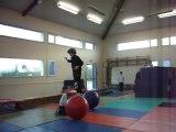 Cirque au collège portes ouvertes