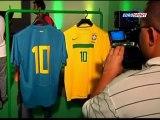 Brezilya'nın yeni forması