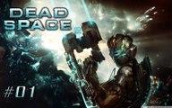 dead space 2 : partie 1 ( début du jeux ) xbox360