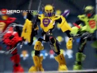 LEGO Hero Factory : Evo vs Firelord