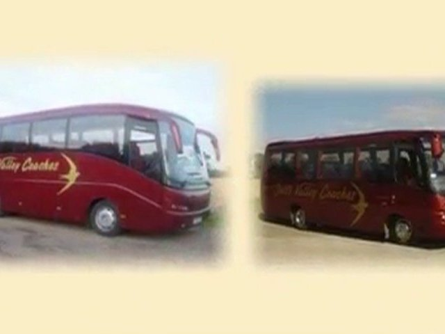 Coach Hire Midlands – Swift Valley Coaches