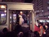 Ankara'da ulaşım isyanı sürüyor