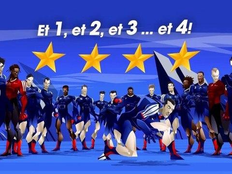 adidas - Les Experts - All Bleus