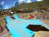 Teva Mountain Games -Slopestyle Competition headcam