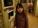 17-01-11- Zoéline chante la souris verte