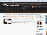 Astuce Windows 7 : accédez au carrousel Aero avec la souris