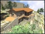 Projet d'Architecture Bio Contemporaine en Haute Corse