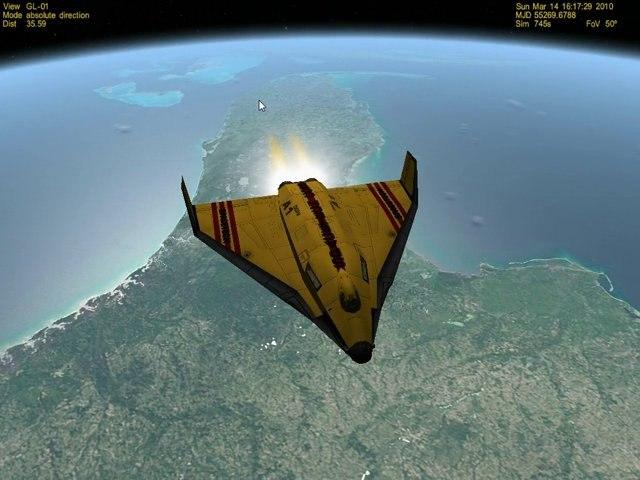 [Tutoriel Orbiter] La mise en orbite !