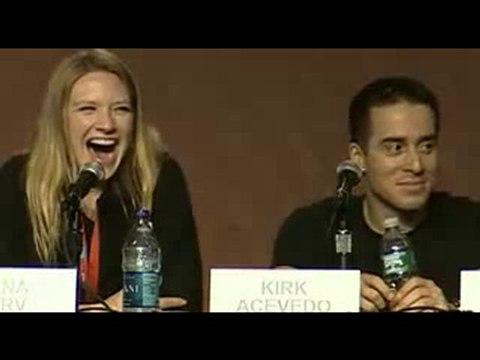 Anna Torv Fringe NY Comic Con