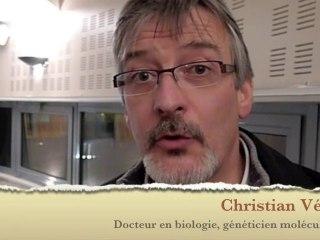 Christian Vélot sur Collectivités locales et OGM