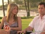 """Jennifer Aniston & Adam Sandler """"Just Go With It"""" Interview"""