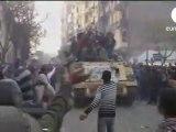 CIVIL WAR EGYPT - 30.01.2011
