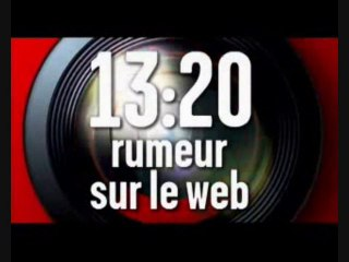 Rumeur sur le web