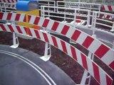 Des barrières, encore et toujours des barrières