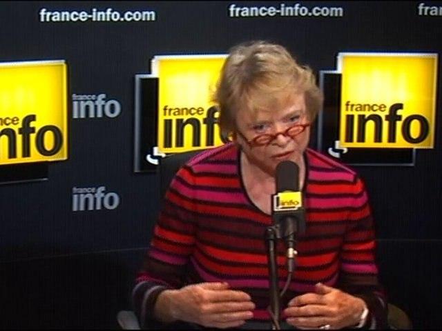 """L'enquête Karachi """"fait peur à Nicolas Sarkozy"""" (Eva Joly)"""