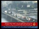 le courage du peuple égyptien