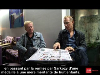 Gang of Four - Interview