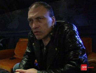 Daniel Darc - Interview