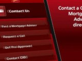 CIBC Home Advisor App for iPhone