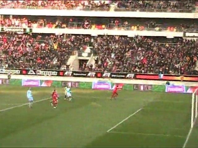 BUT POTÉ 30ème LEMANSFC-AJACCIO 2-0 le 29/01/2011