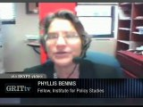 GRITtv: Phyllis Bennis: Tear Gas Made in the USA