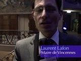La soirée des Prix Henri-Langlois 2011 à Vincennes
