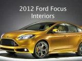 2012 Ford Focus Interiors