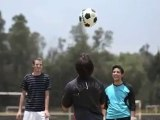 Volkswagen: Fansticial Ball tricks 2 w/ Ramon Morales